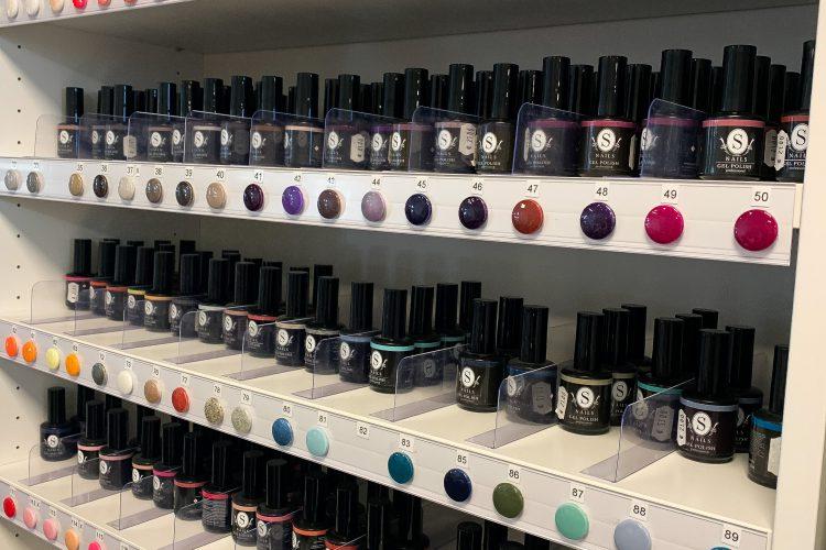 Sweden Nails Showroom