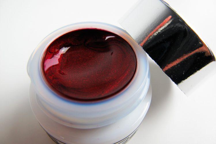 Color Gel 253 Ruby Wine